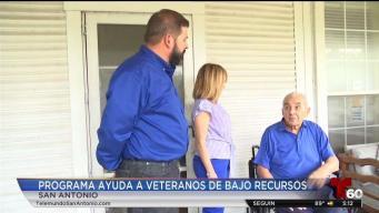 Programa de ayuda para veteranos