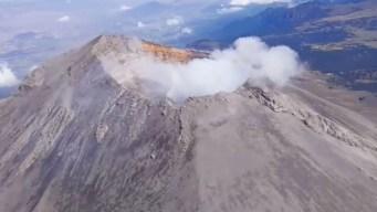 Conoce desde dónde vigilan al volcán Popocatépetl