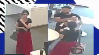 SAPD: pareja roba miles de dólares en teléfonos celulares.