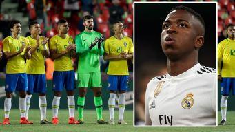 Vinícius Jr. se quedaría sin Copa América y estos serían los motivos