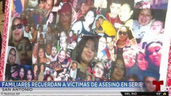 Vigilia en memoria de cinco mujeres asesinadas