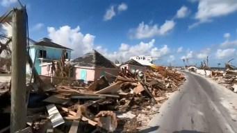 De cerca: un recorrido por las calles devastadas de Bahamas