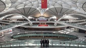 Por dentro, cómo es el aeropuerto más grande del mundo