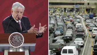 México busca impulsar la economía en su frontera norte