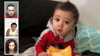 Encuentran cadáver de bebé King Jay Dávila