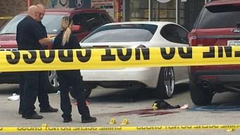 Hombre muere tras ser baleado frente a mercado
