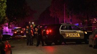 Policía herido en enfrentamiento a tiros con sospechoso