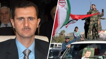 Assad responde; Siria dice que derribó misiles de EEUU