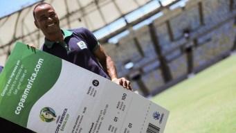 Copa América: salen más boletos a la venta