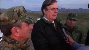 Canciller mexicano dice que no habrá impunidad en matanza de familia mormona