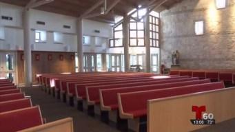 Oficiales dan entrenamientos en iglesias tras masacre