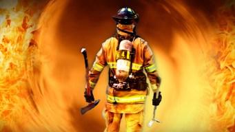 Basura, un gran obstáculo para los bomberos