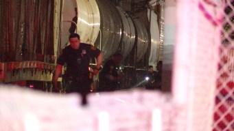 Muere al ser impactado por tren cerca del Alamodome