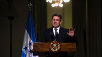 Narco hondureño dice que pagó $100,000 a Presidente