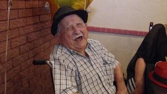 Celebra sus 100 años a pesar de un diagnostico mortal