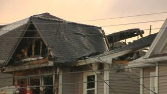 Horror: siete niños mueren en el incendio de su casa