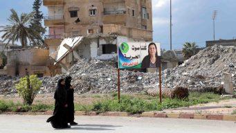 En video: un recorrido por la antigua capital de ISIS