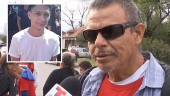 No guarda rencor contra policías que mataron a su nieto