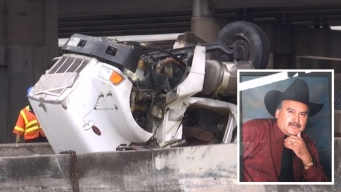Habla hija de conductor que murió al caer de puente