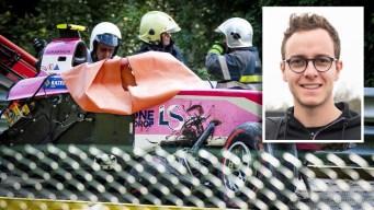 Muere joven piloto de Fórmula 2 tras choque en carrera