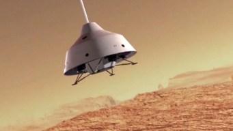 Tras llegar a la Luna, China le apunta a Marte