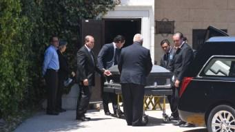Dan último adiós a maestra mexicana muerta en El Paso