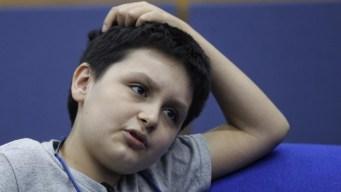 Niño genio gana amparo contra acoso escolar