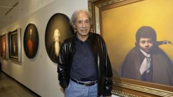 El pintor Rafael Coronel muere a los 87 años