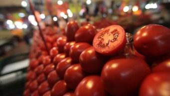 Prepárate para un aumento en el precio de los tomates