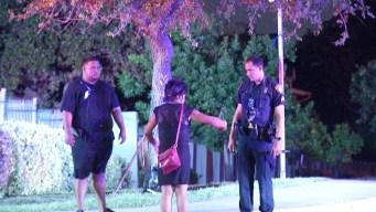 Policía: conductor atropella intencionalmente a mujer