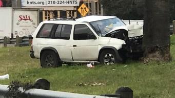 Identifican a mujer fallecida en choque en la I-35