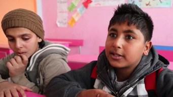 Minas asesinas de ISIS y el drama de los niños mutilados