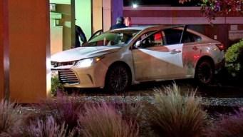 Por huir, sospechosos abandonan a pasajero herido