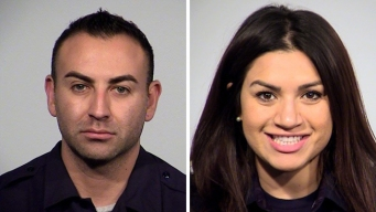 Triángulo amoroso lleva al arresto de dos policías