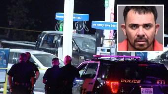 Identifican a sospechoso abatido por policía en gasolinera