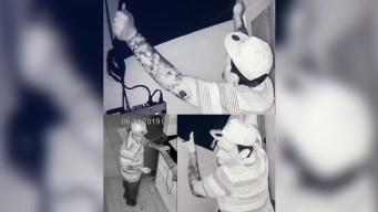 Buscan a sospechoso de saquear Taquería Los Comales