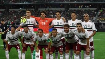El Tri se enfrentará a Argentina en el Alamodome