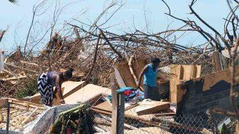 Bahamas: número de muertos crece dramáticamente