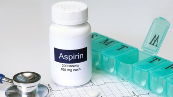 Estudio: quiénes en EEUU deben dejar las aspirinas