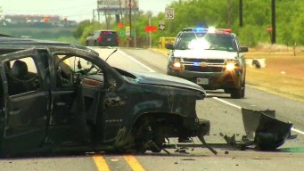 5 inmigrantes muertos y varios heridos tras accidente
