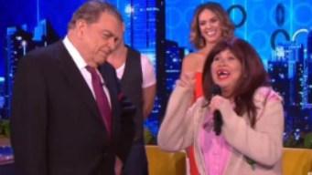 """""""La Chupitos"""" se cree Fernanda Castillo"""