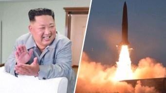 """Norcorea confirma que probó una """"nueva arma táctica"""""""