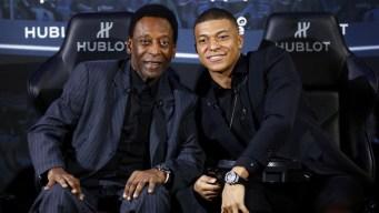 Pelé a Mbappé: tienes estilo de jugar como un latino