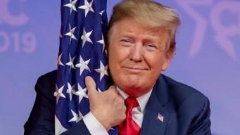 Trump quiere subir las tarifas migratorias por el muro