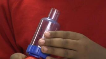 Casos de asma aumentan durante el mes de septiembre