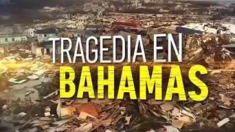 Crece cifra de muertos y la desesperación en Bahamas