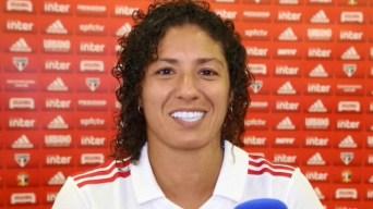 Cristiane, la estrella del fútbol femenino en Brasil