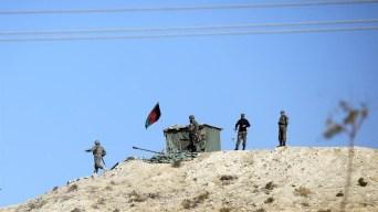 Mueren militares de EEUU al estrellarse helicóptero en Kabul
