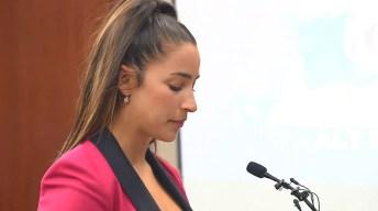 Víctima de abuso demanda a federación de gimnasia de EEUU