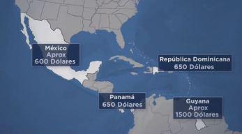 Entran en vigor cambios a visas de turismo para cubanos